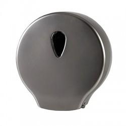 Portarrollos higiénico industrial ABS Metalizado Mod. EUROTEC