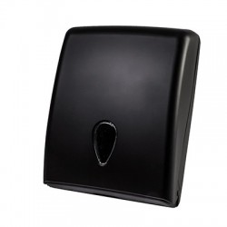 Toallero ABS SOFT Negro Mod. EUROTEC