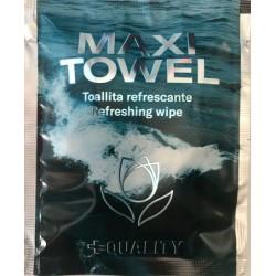 Toalhete refrescante MAXI TOWEL