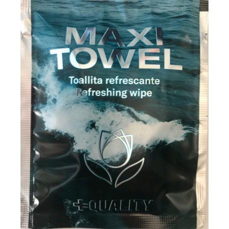 Toallita refrescante MAXI TOWEL