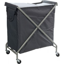 Carro plegable lavandería VANEX 240L