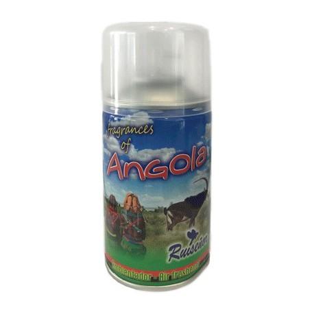 Carga de ambientador ANGOLA