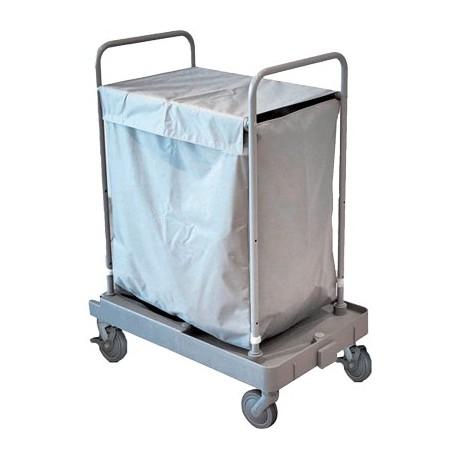 Carro de lavandería de 200 litros