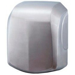 GLOSSY STAINLESS STEEL Optical hand dryer Mod. SPEEDY 1400 W