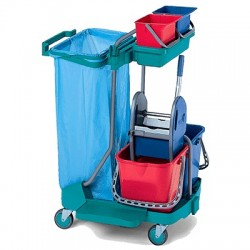 TOP EVOLUTION I cleaning trolley