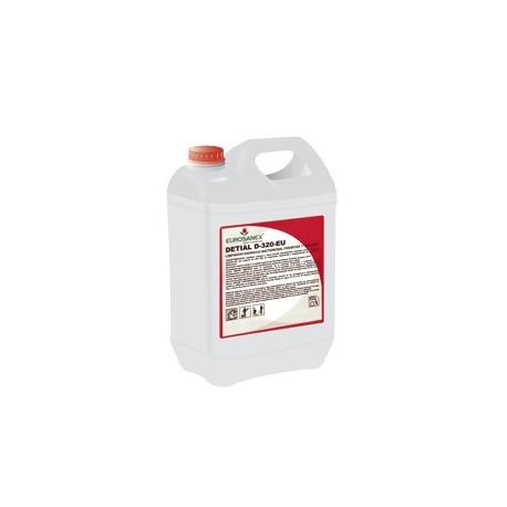 Limpiador enérgico bactericida, fungicida y virucida DETIAL D-320-EU