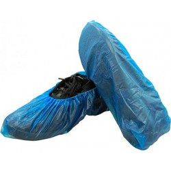 Pack of 100 overshoes in 30 g polypropylene