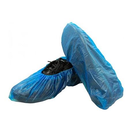 Pack de 100 cobre-sapatos de polipropileno de 30 g