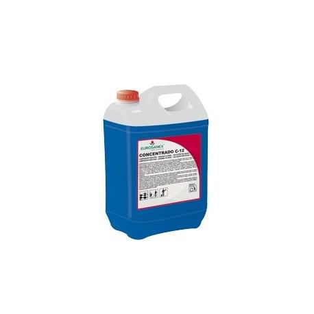Limpiador neutro aroma FLORAL / Producto CONCENTRADO C-12
