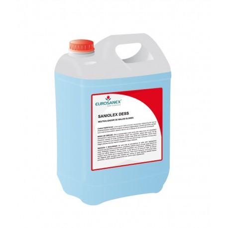 SANIOLEX DESS neutraliser air freshener