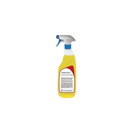 Stain remover for ink, make up and suntan cream  LAVAPER LDM-2