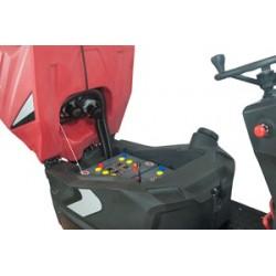 Fregadora con baterías conductor sentado OMM DIABOLO-800