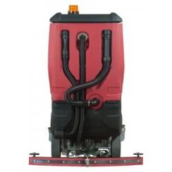 OMM STILE-800 battery-powered ride on scrubber-dryer