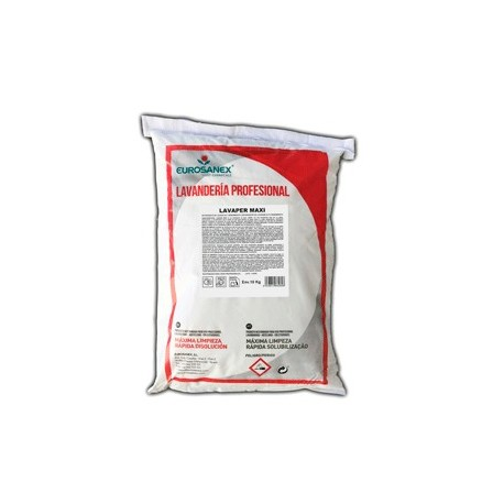 Detergente de alto rendimento LAVAPER MAXI