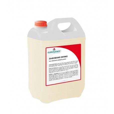 Gel hidratante dermatológico SABOMANS DERMO