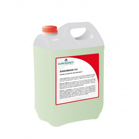 SABOMANS CH neutral pH shampoo