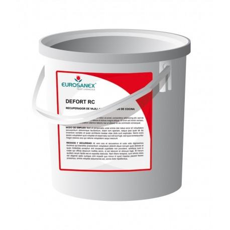 DEFORT RC dishware and utensils restorer