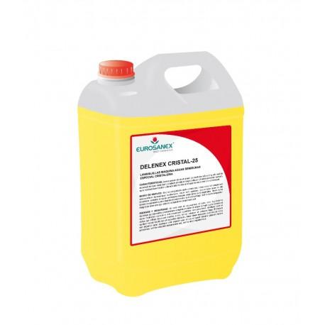 Lava-loiças especial artigos de vidro DELENEX CRISTAL-25