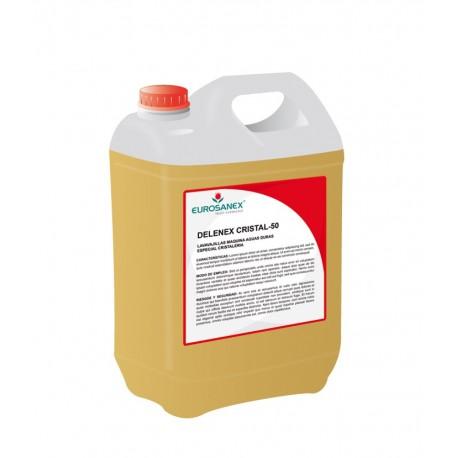 DELENEX CRISTAL-50 glassware dishwasher detergent