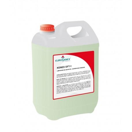 Limpador de grafitos superfícies porosas KENEX GFT-1