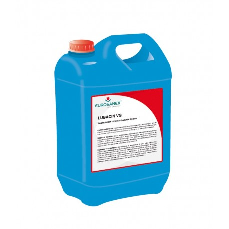 LUBACIN VG chlorine-based disinfectant
