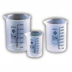 Lab measuring glass BEAKERS