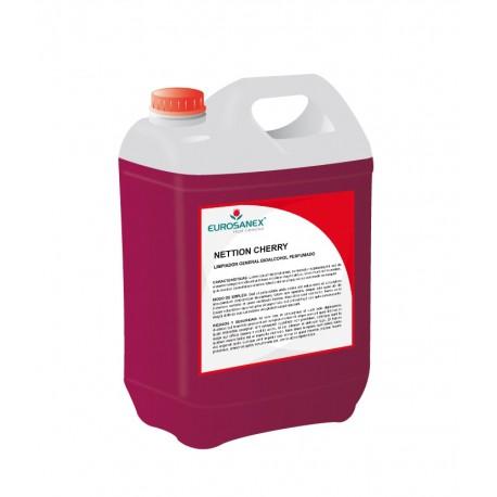 Limpiador con bioalcohol perfumado NETTION CHERRY