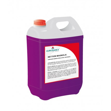 NETTION MAGNOLIA all-purpose cleaner with bioalcohol