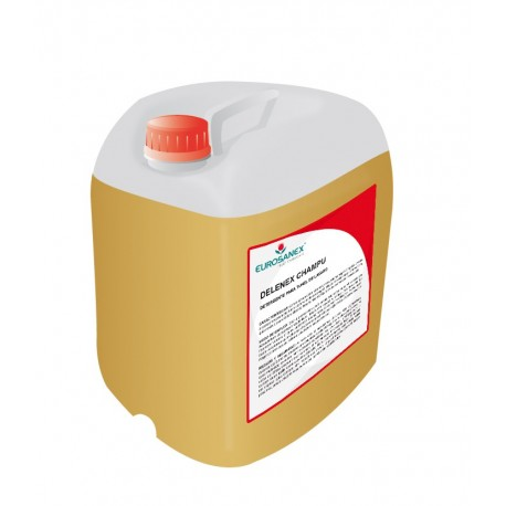 Detergente para túneis de lavagem DELENEX CHAMPÚ