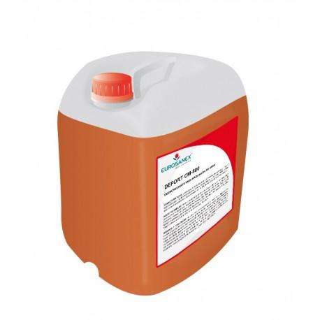 Desincrustante enérgico para carroçarias DEFORT CM-800