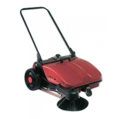DAAP 650 – M manual sweeper