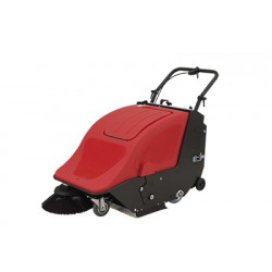 OMM 500-BT battery-powered sweeper
