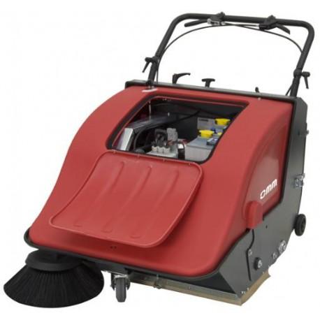 OMM 701-BT battery-powered sweeper