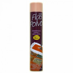 FLAS POLVO MOPAS polish aerosol for cloth mops