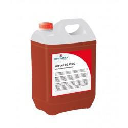 Decapante ácido para suelos DEFORT DC ÁCIDO