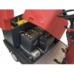 Barredora de conductor sentado 120 cm OMM CICLOPE 70-B