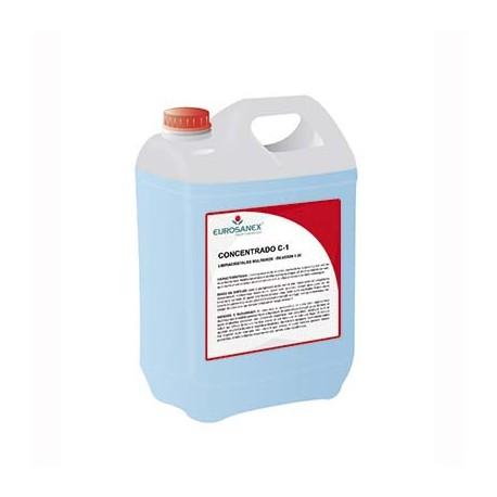 Limpa-vidros multiusos / Produto concentrado CONCENTRADO C-1
