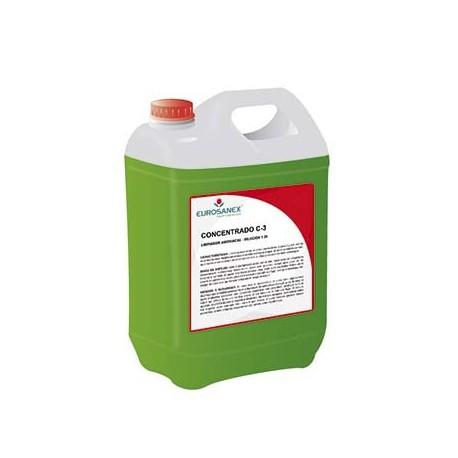 Limpiador amoniacal - Aroma PINO / Producto concentrado CONCENTRADO C-3