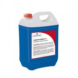 Limpiador desincrustante ácido / Producto concentrado CONCENTRADO C-5