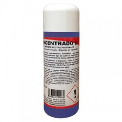 CONCENTRADO C-5 Descaling acid cleaner / Concentrated product