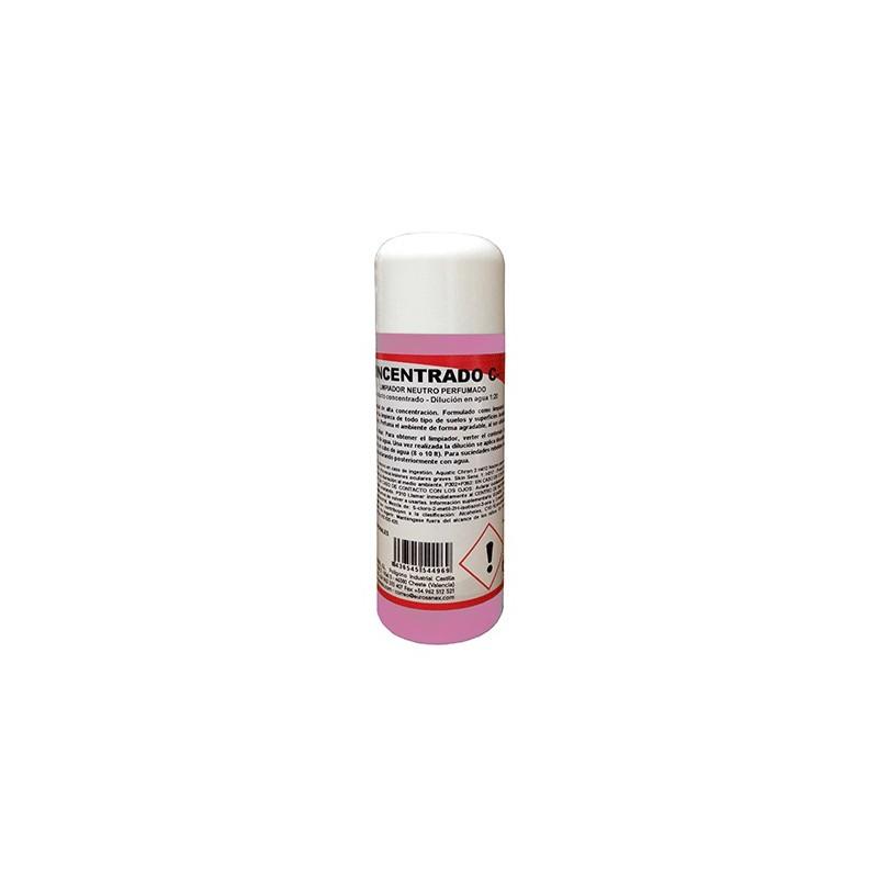 Limpiador para cuartos de ba o producto concentrado for Productos de bano
