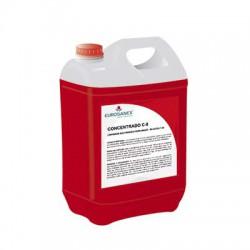 Limpador bactericida perfumado / Produto concentrado CONCENTRADO C-8