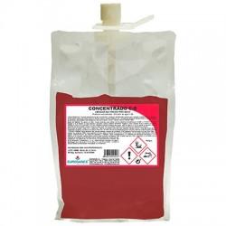 Limpiador bactericida perfumado / Producto concentrado CONCENTRADO C-8