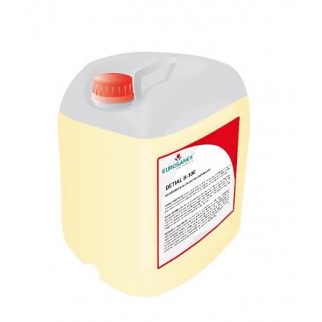 Detergente alcalino não espumante - Especial para circuitos C.I.P. DETIAL B-100