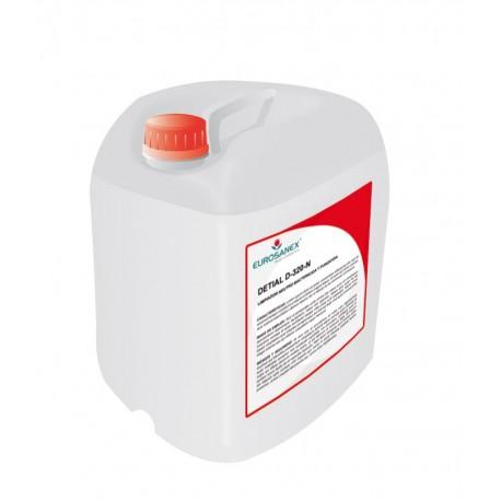 Limpador bactericida e fungicida DETIAL D-320-N
