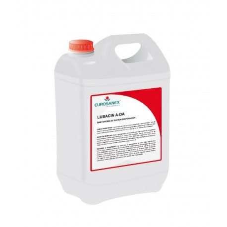 Bactericida de rápida evaporación. Base amonio cuaternario LUBACIN A-DA