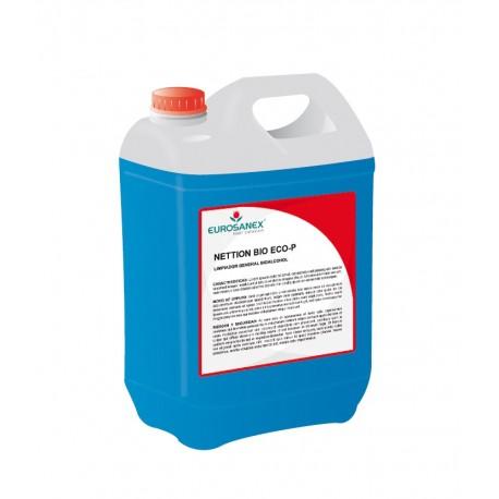 Limpador geral com bio-álcool NETTION BIO ECO-P