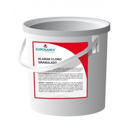 KLARAN CLORO GRANULADO granular chlorine