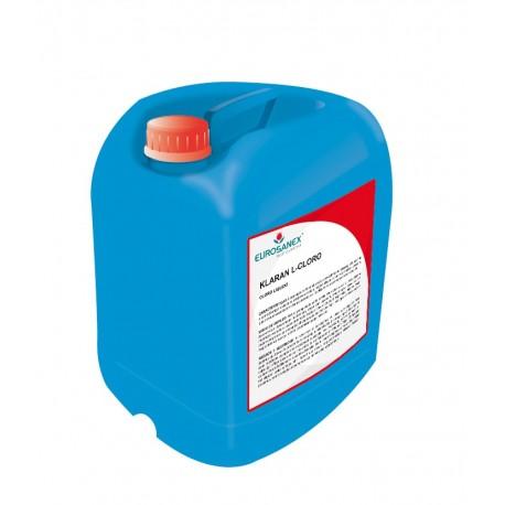 Cloro líquido KLARAN L-CLORO