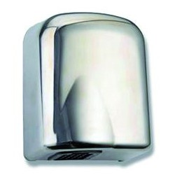 BASIC stainless steel optic hand dryer 1650 W